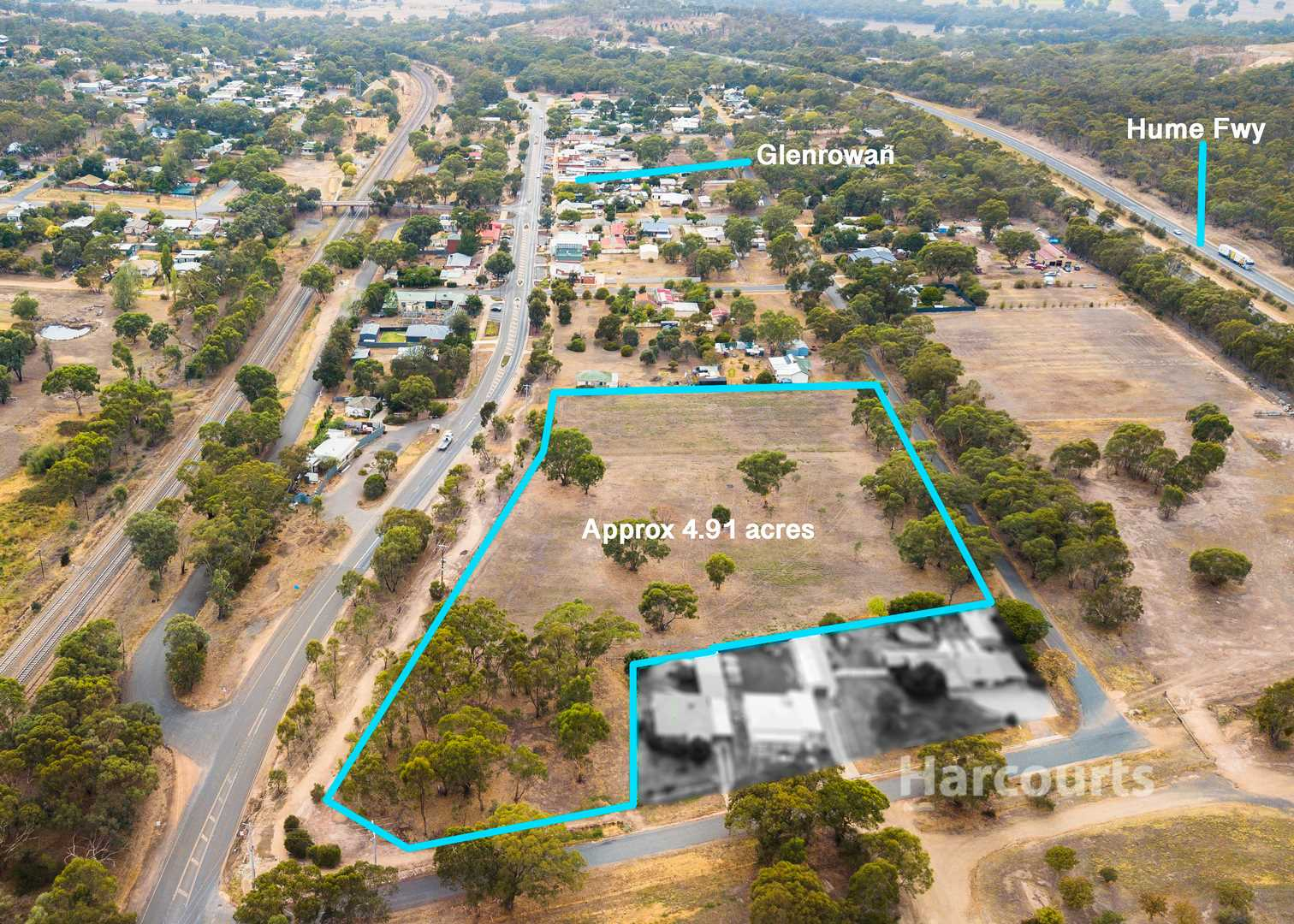 The Heart of Glenrowan - 1.99ha/4.91ac (approx)