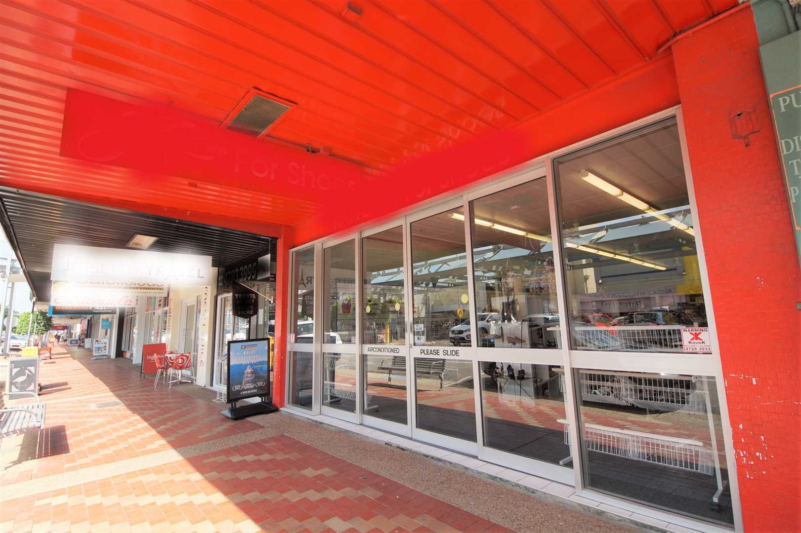 Big Ayr CBD Freehold Commercial Building - For Sale