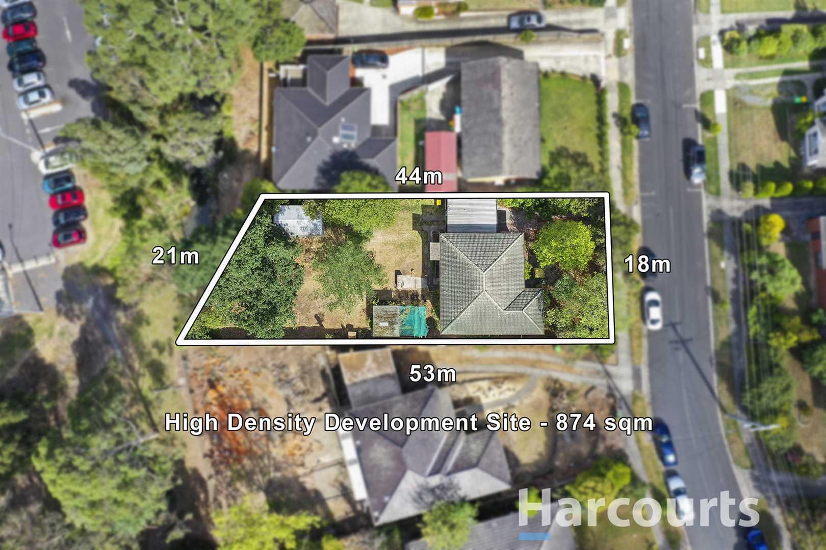 Prime Development Site - 874sqm!