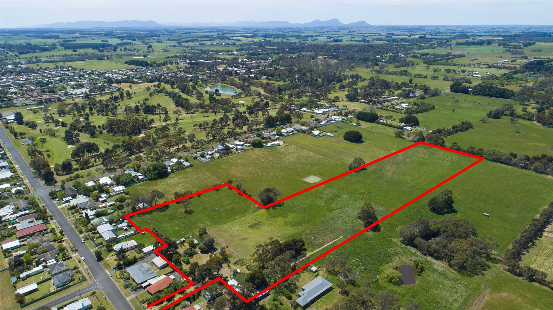 5.2 Hectares zoned residential