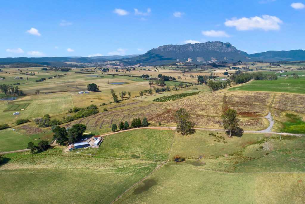 Acreage with a View