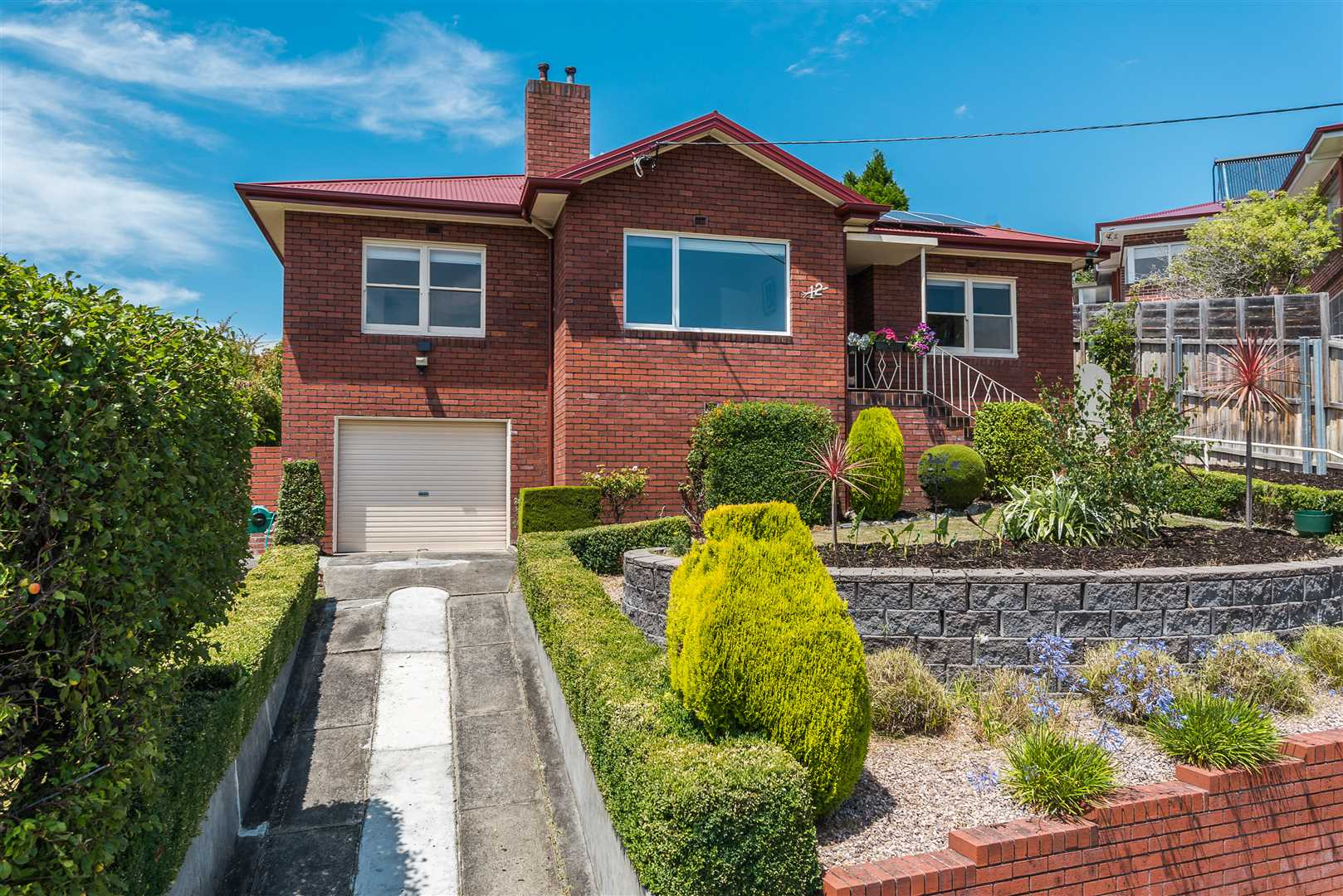 Stylish Home In West Hobart