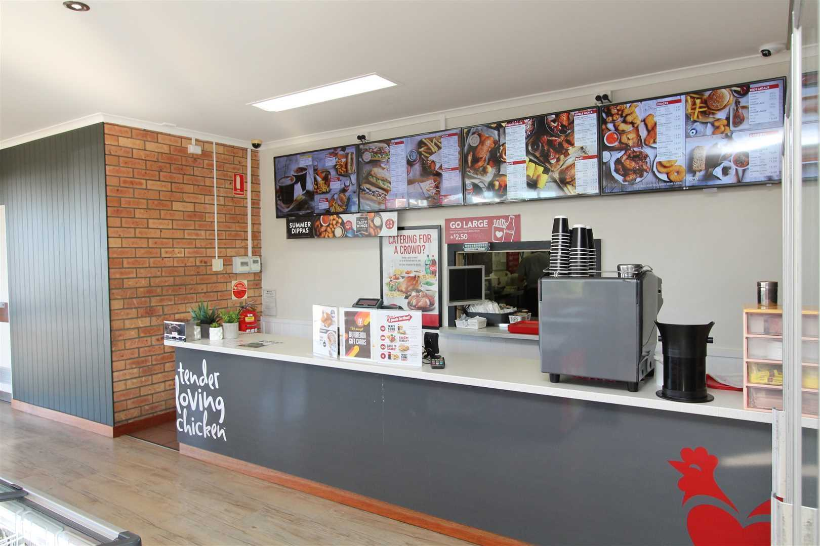 Franchise for Sale - Red Rooster, Ayr