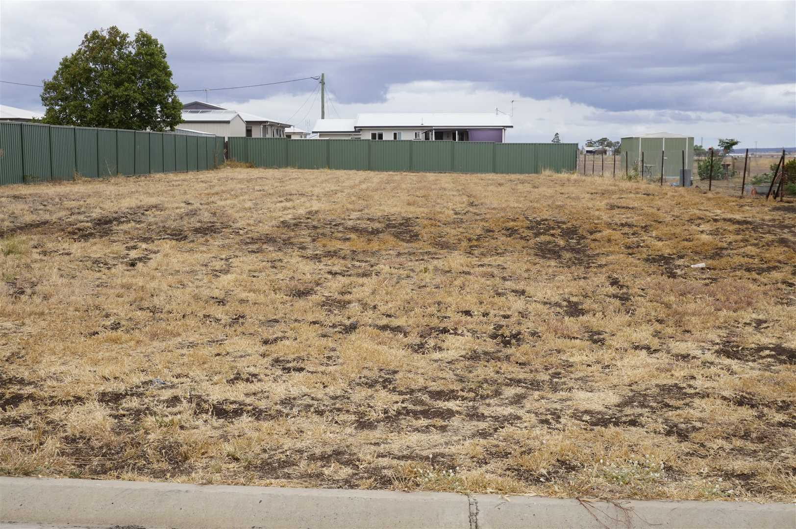 First Home Buyer Land-1012m2 Fenced 3 Sides
