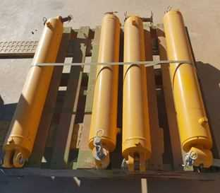 Various Hydraulic Cylinders