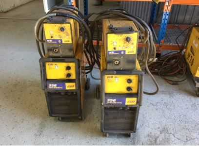 WIA 356A 3phs welders Excellent working Condition, surplus to needs