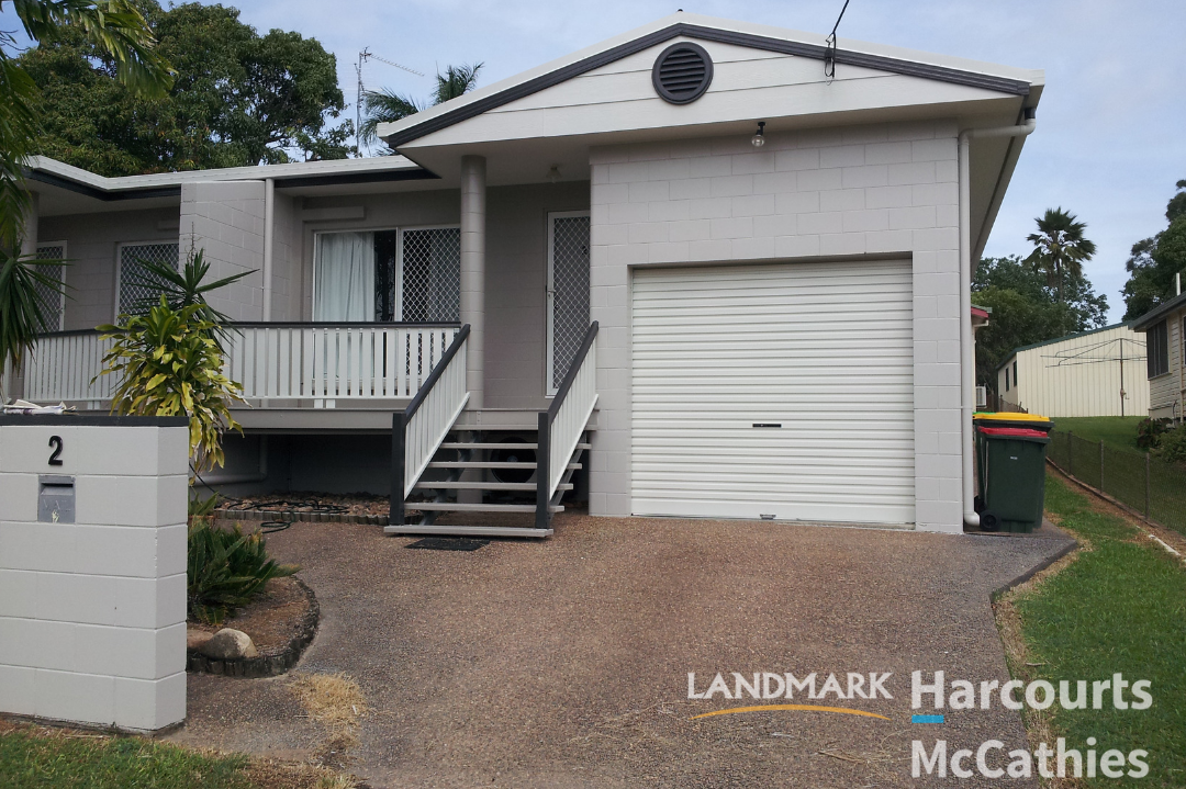 Fully Air-conditioned Unit With Lockable Garage