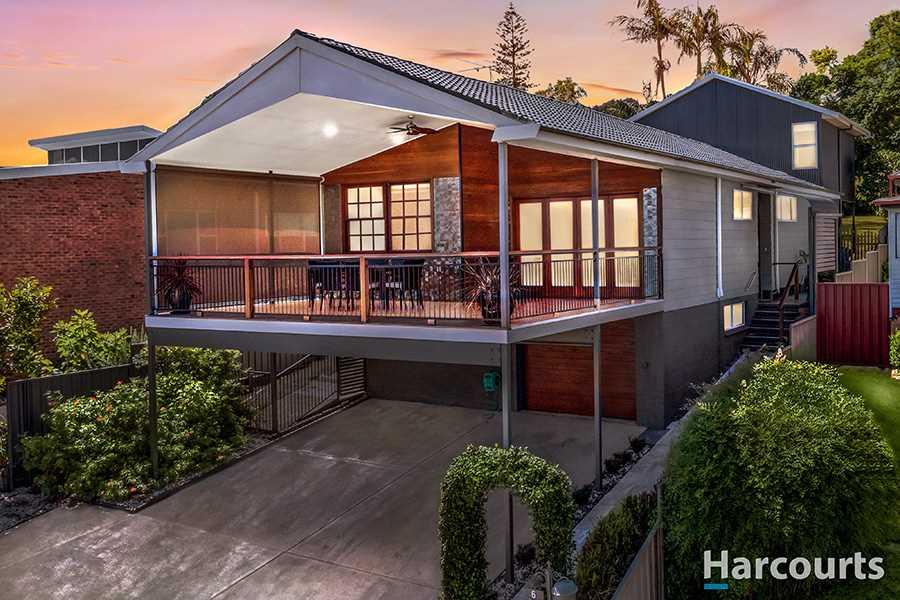Beautiful Family Home Capturing Lake Views