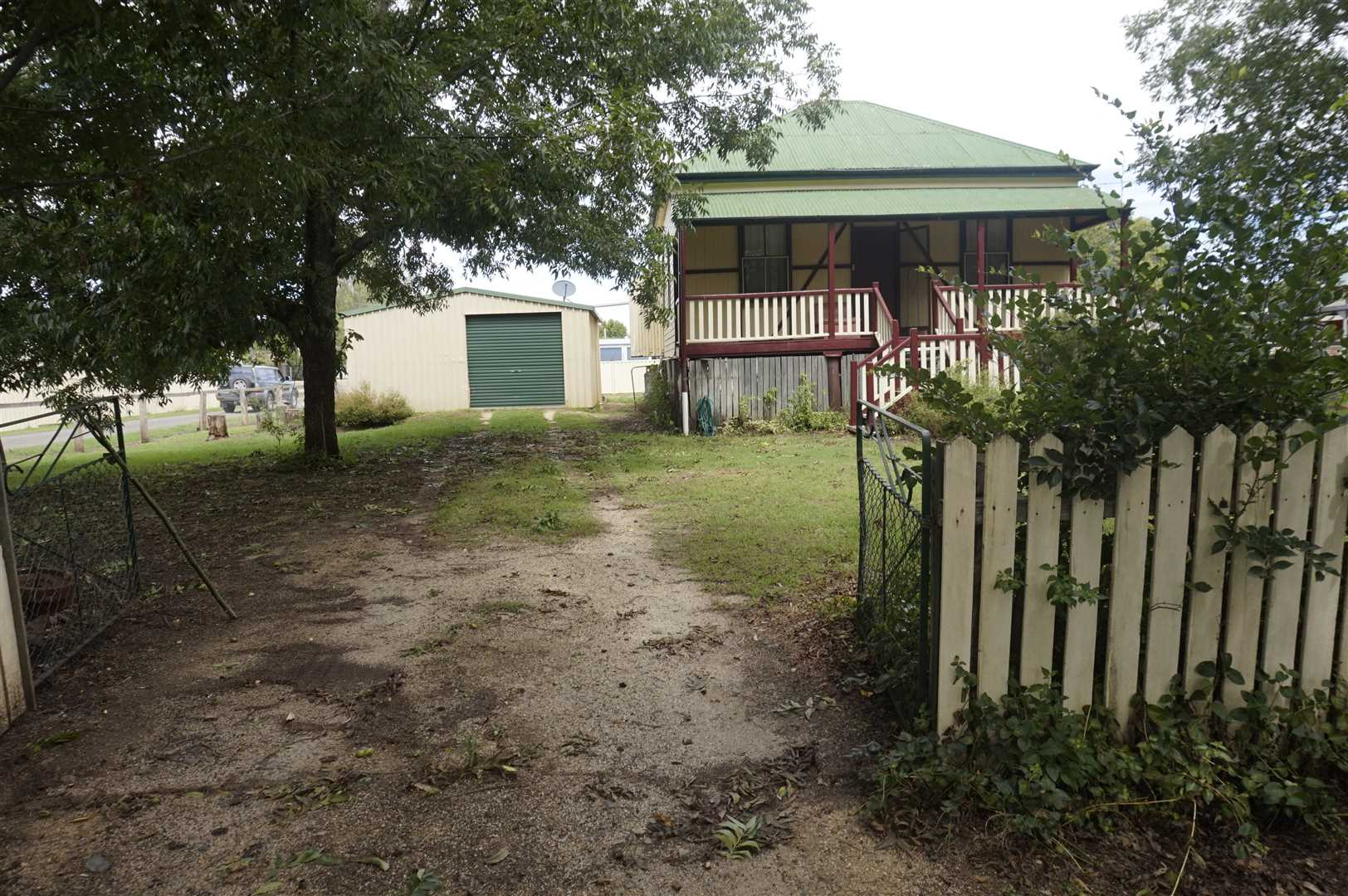 High Set Settlers Cottage-First Home Opportunity