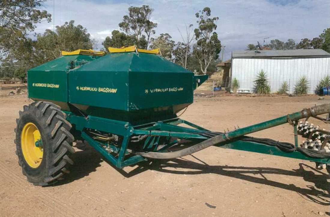 Horwood Bagshaw Air Seeder 1995