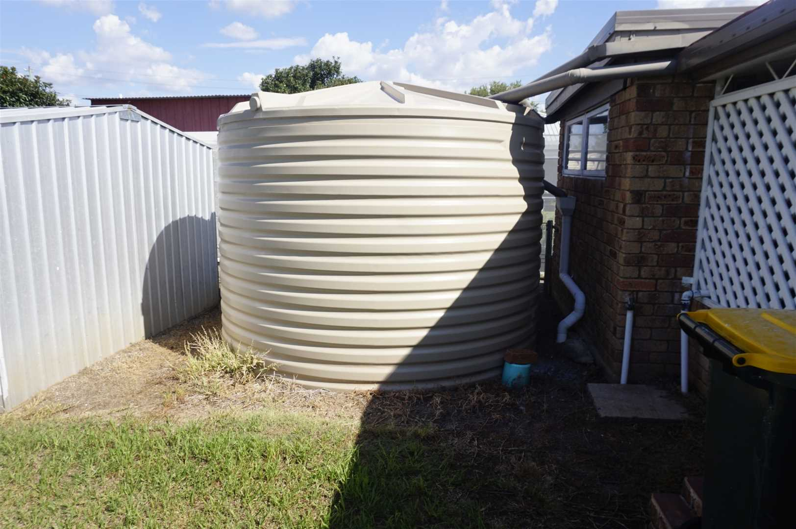 Tank Water to Kitchen