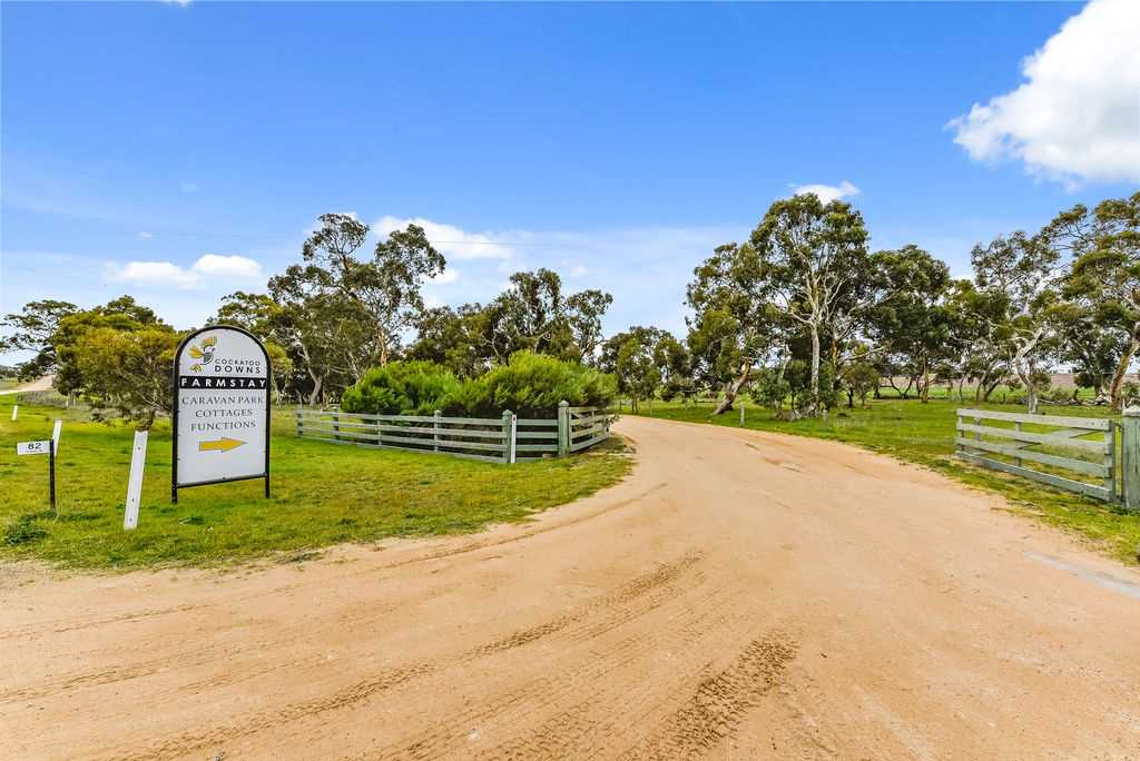 Cockatoo Downs Farm Stay - 99ha - 244ac