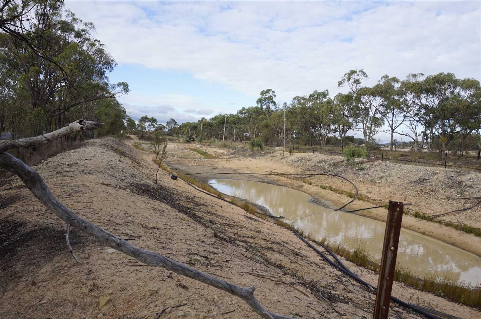 No 5 Dam