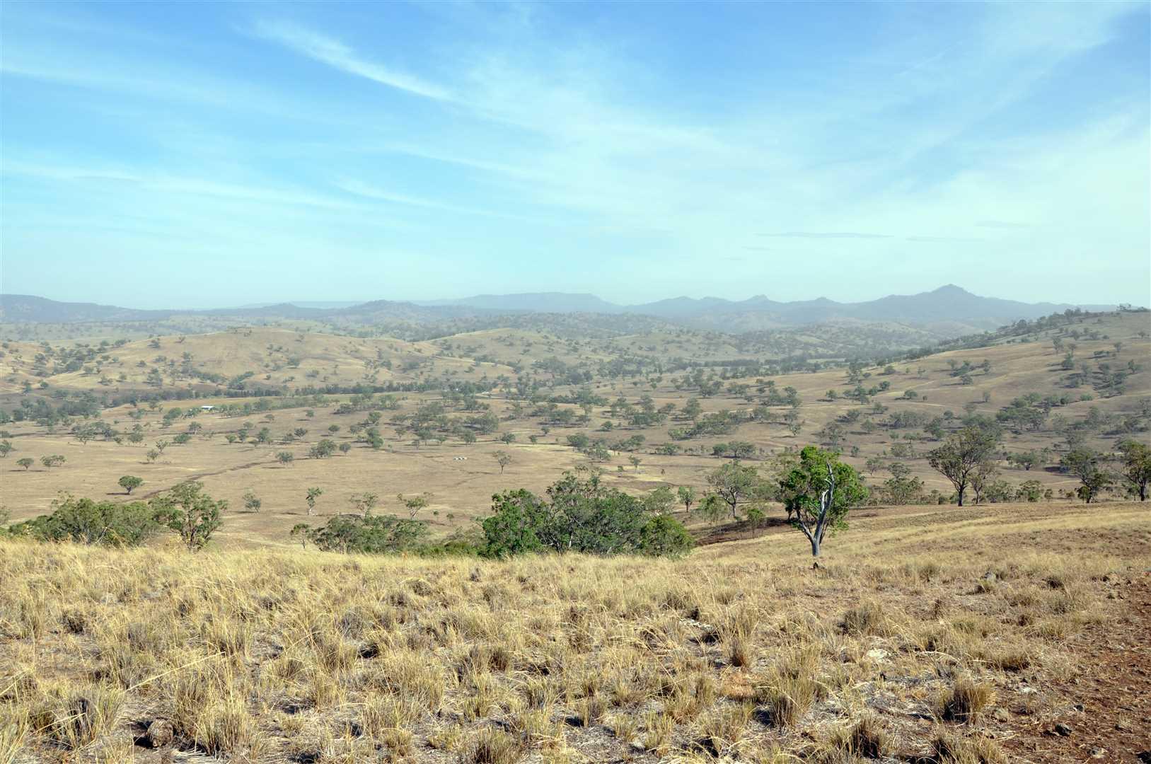 1219 acres of open basalt grazing country