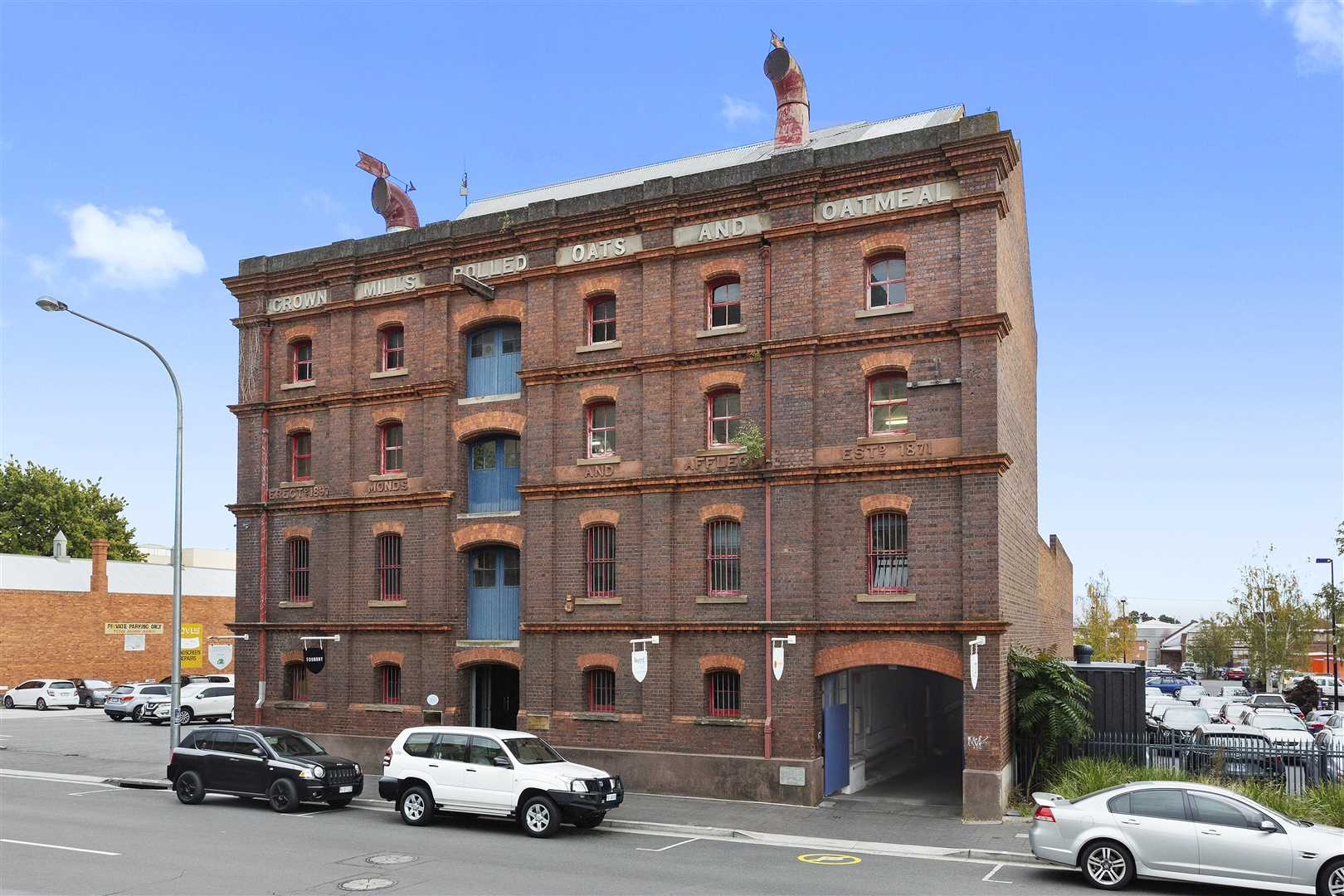 Substantial Heritage Office Multi-Tenant