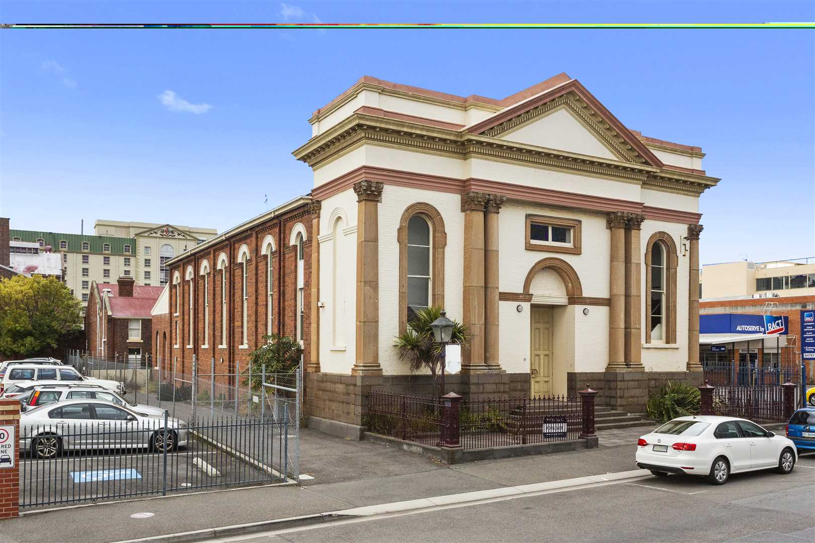 Iconic Launceston Offering - Baptist Tabernacle
