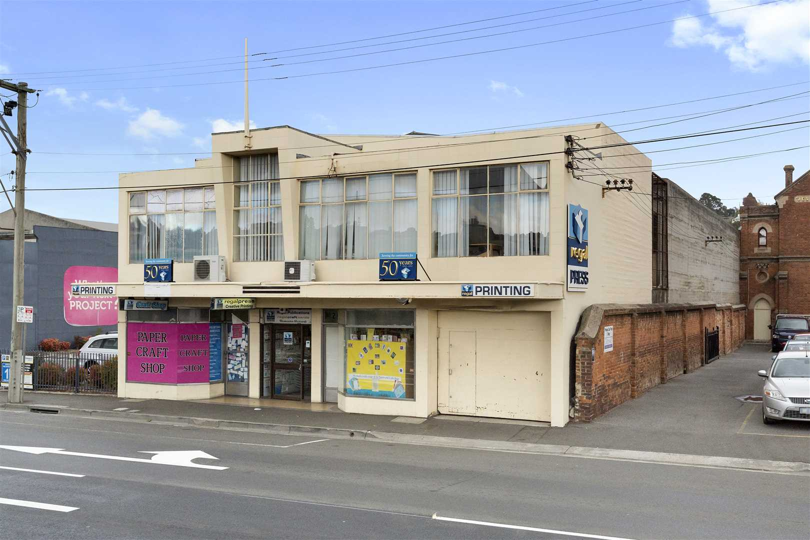 Develop or Tenant- Wellington Street