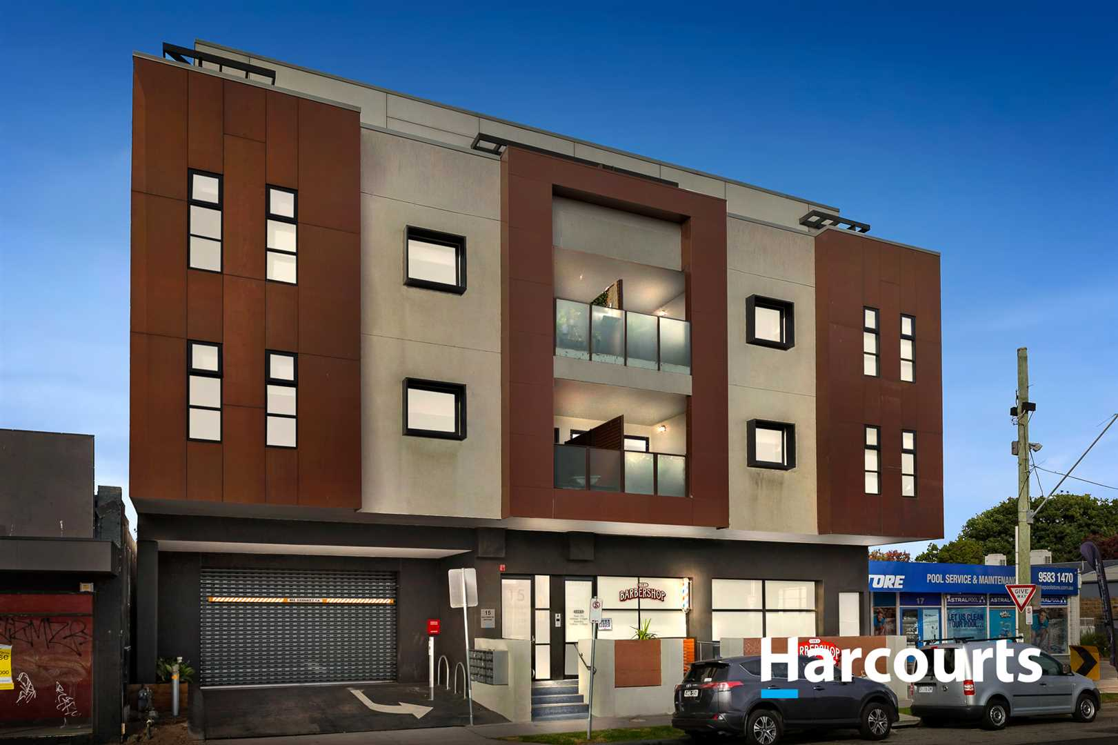 Centrally Located 1 Bedder - Potential Net 3.25% Return