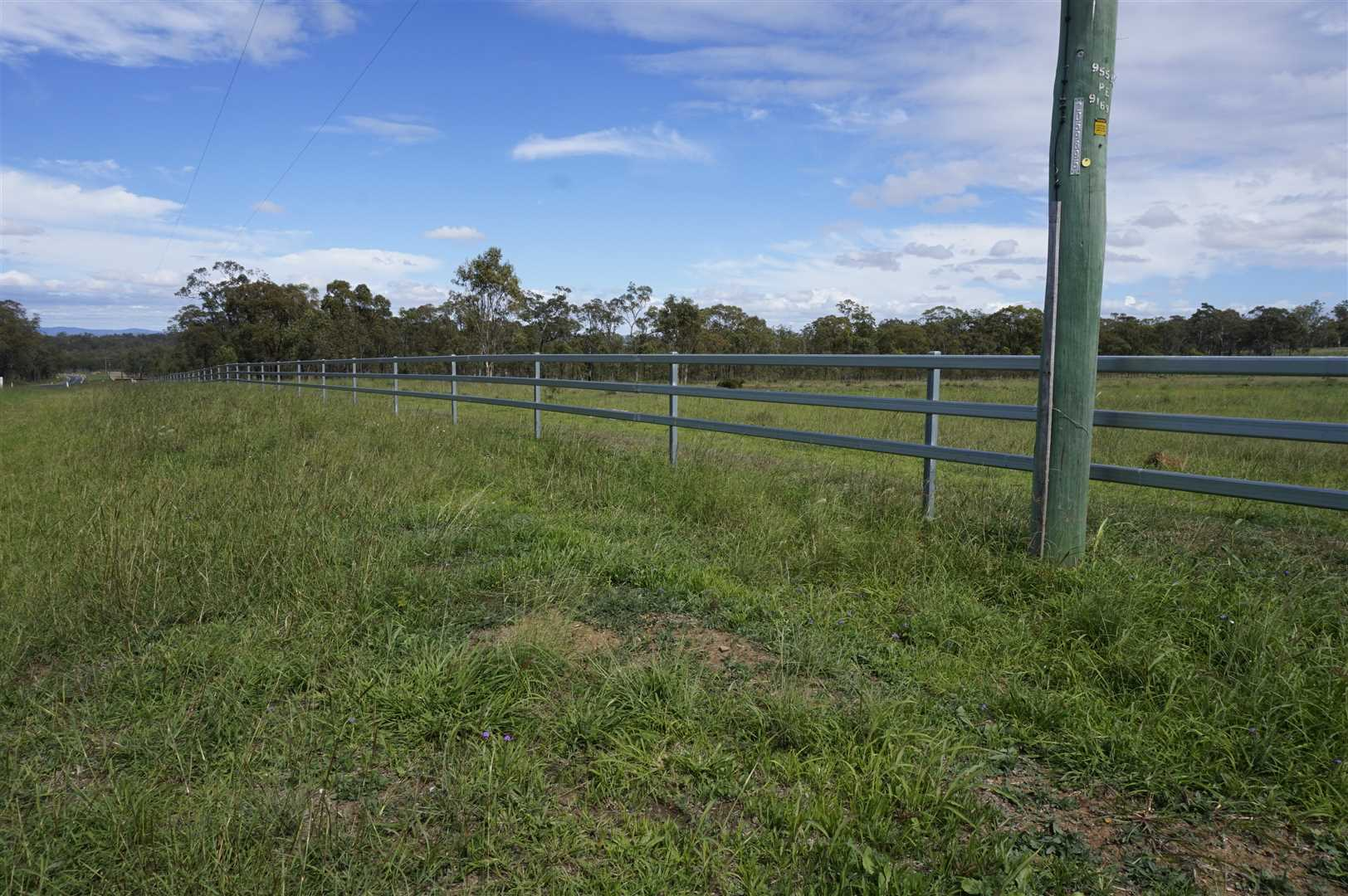 Road Frontage Fence