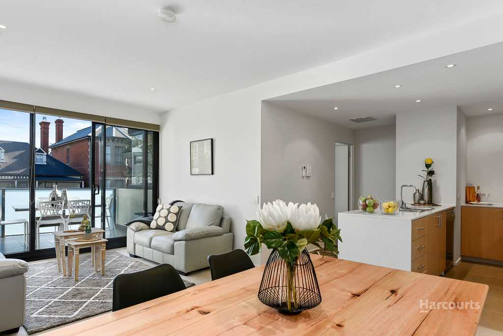 Inner city boutique apartment for the city dweller