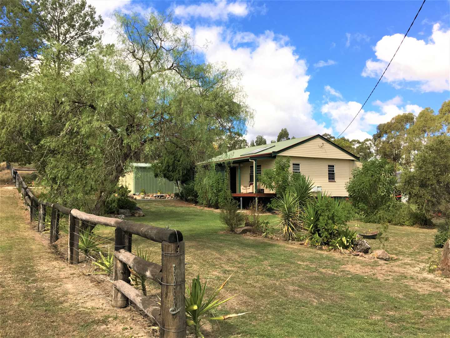 Rare opportunity to buy house, land, or both