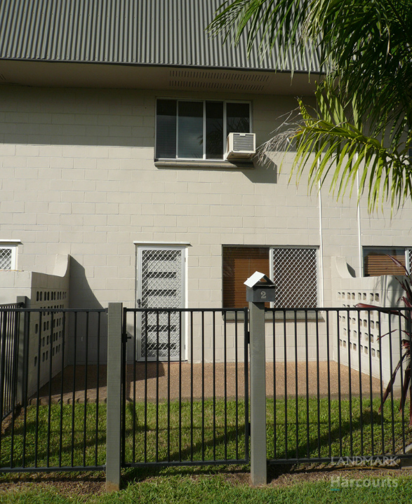 Fully Air-conditioned 2 Bedroom Unit
