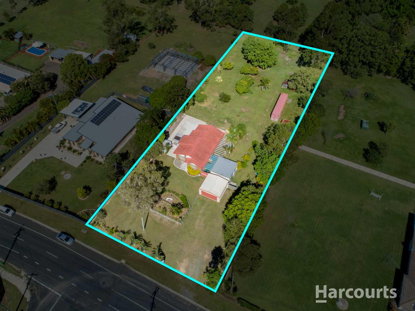 An Acre of Flat Block in Burpengary East!