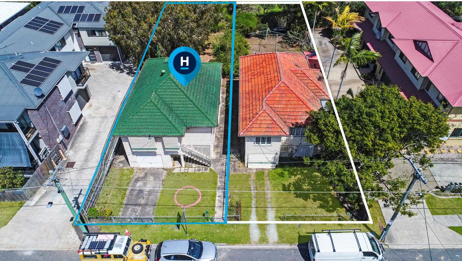 28 Latham Street - Green Roof