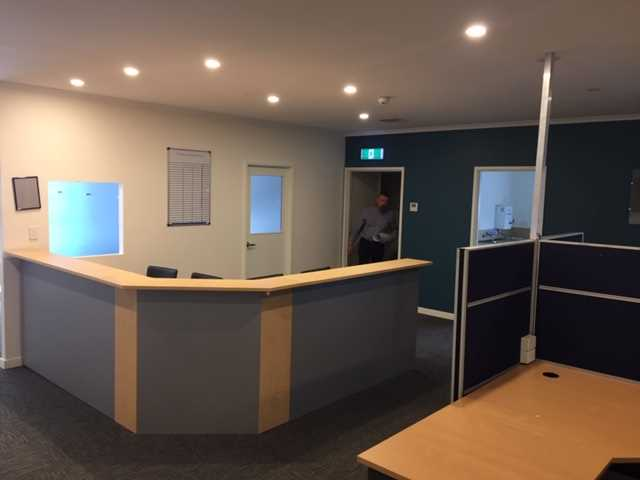 Professional 2nd floor Offices - City Fringe Location