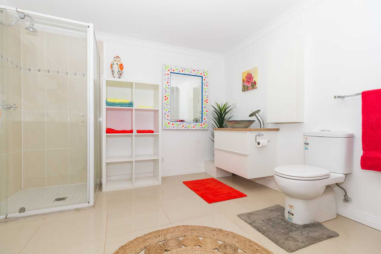 Second bathroom (downstairs)