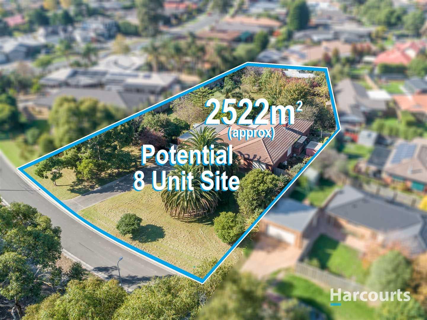 Potential 8 Unit Development Site