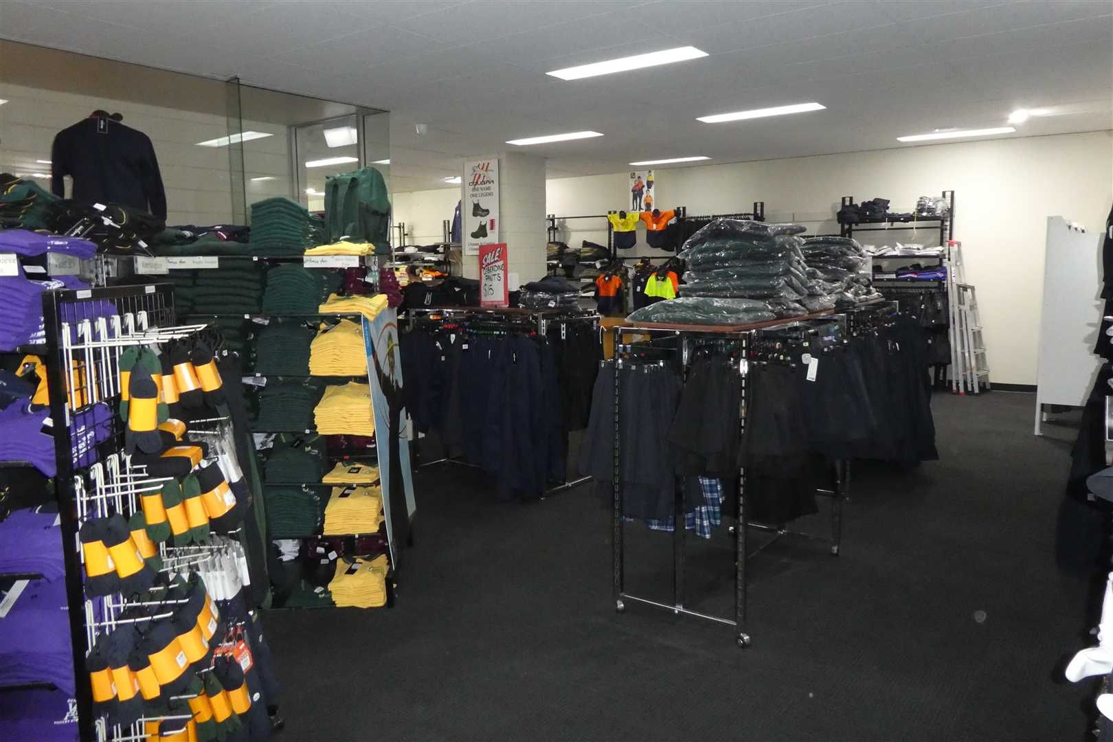 Business for Sale - Bendigo Uniforms Plus, Bendigo