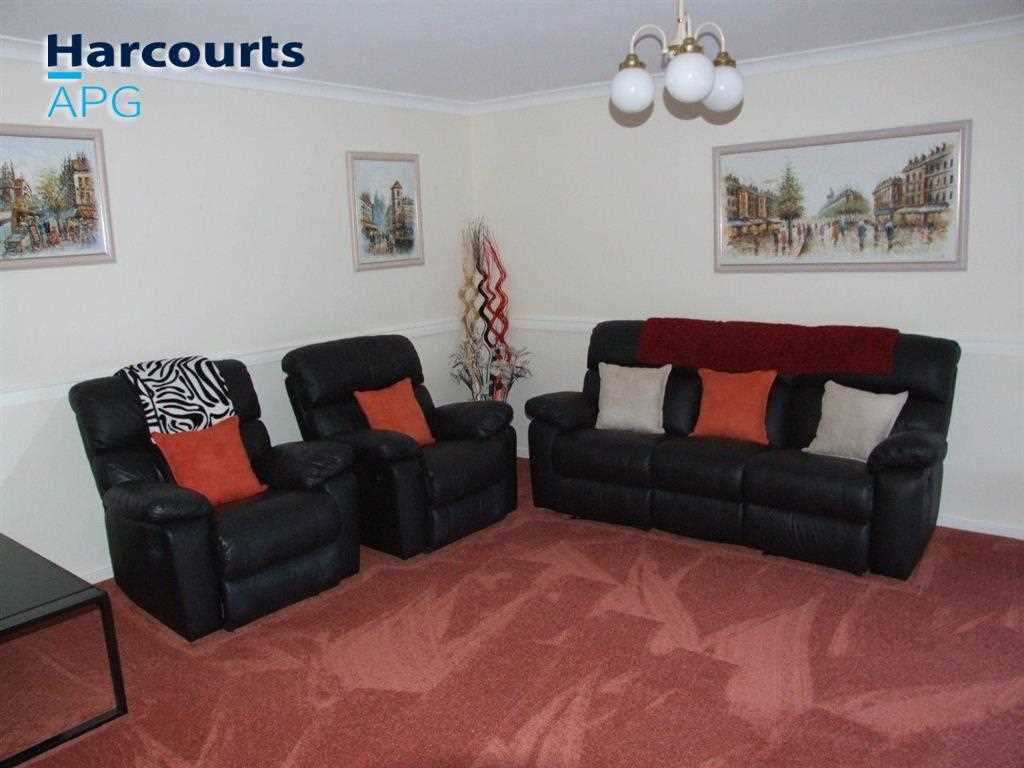 Front lounge or theatre room