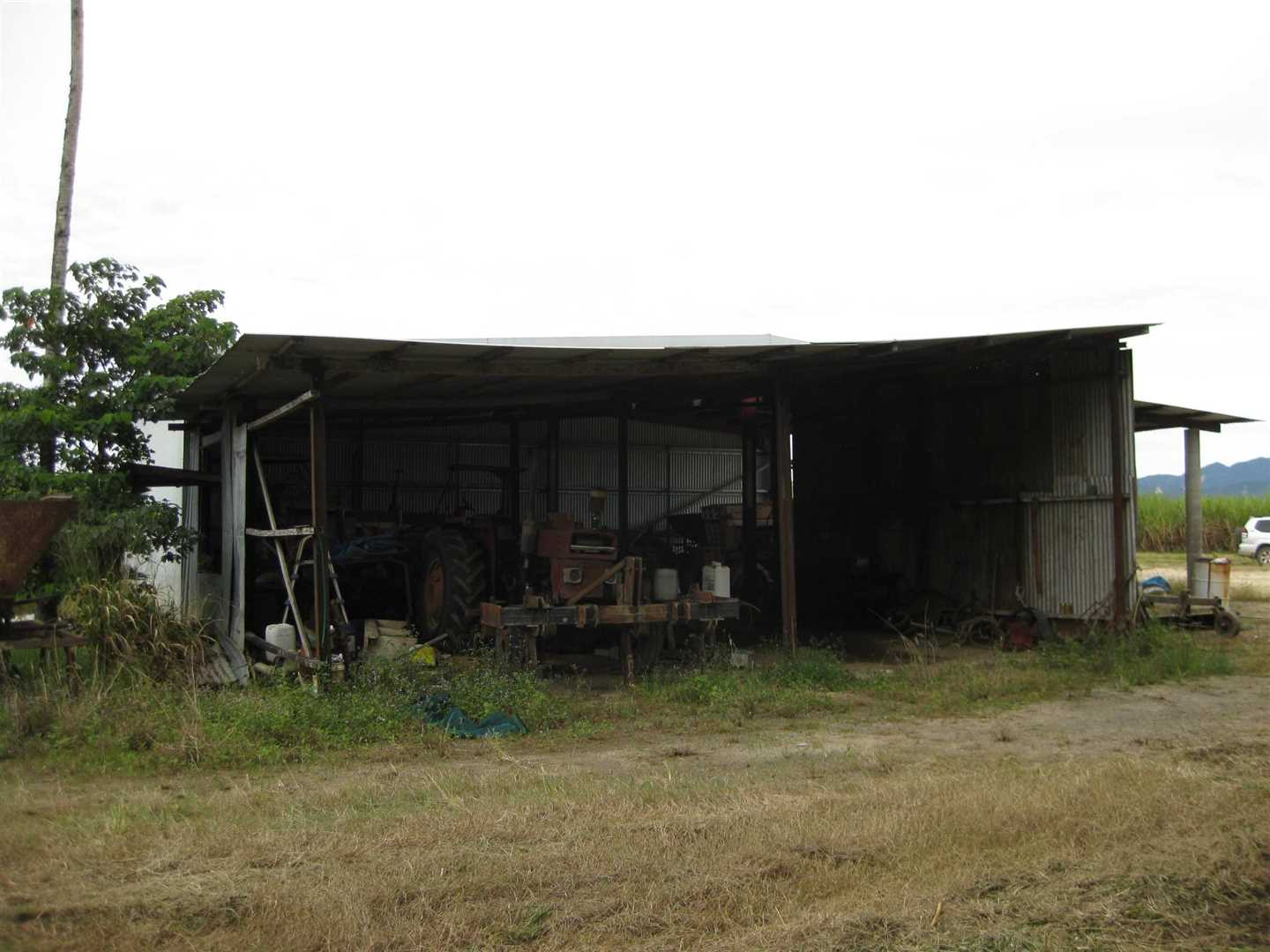 View of part of sheds, photo 3