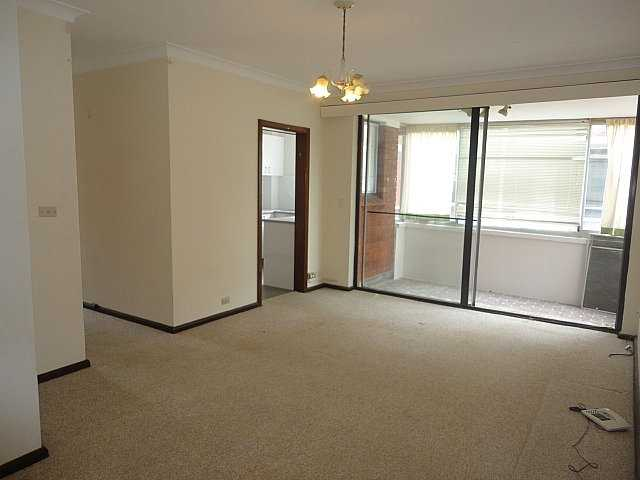 Conveniently located spacious two bedroom apartment