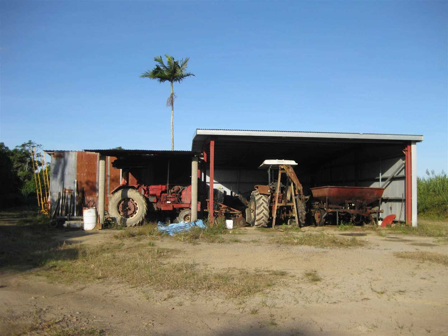 View of part of sheds, photo 2