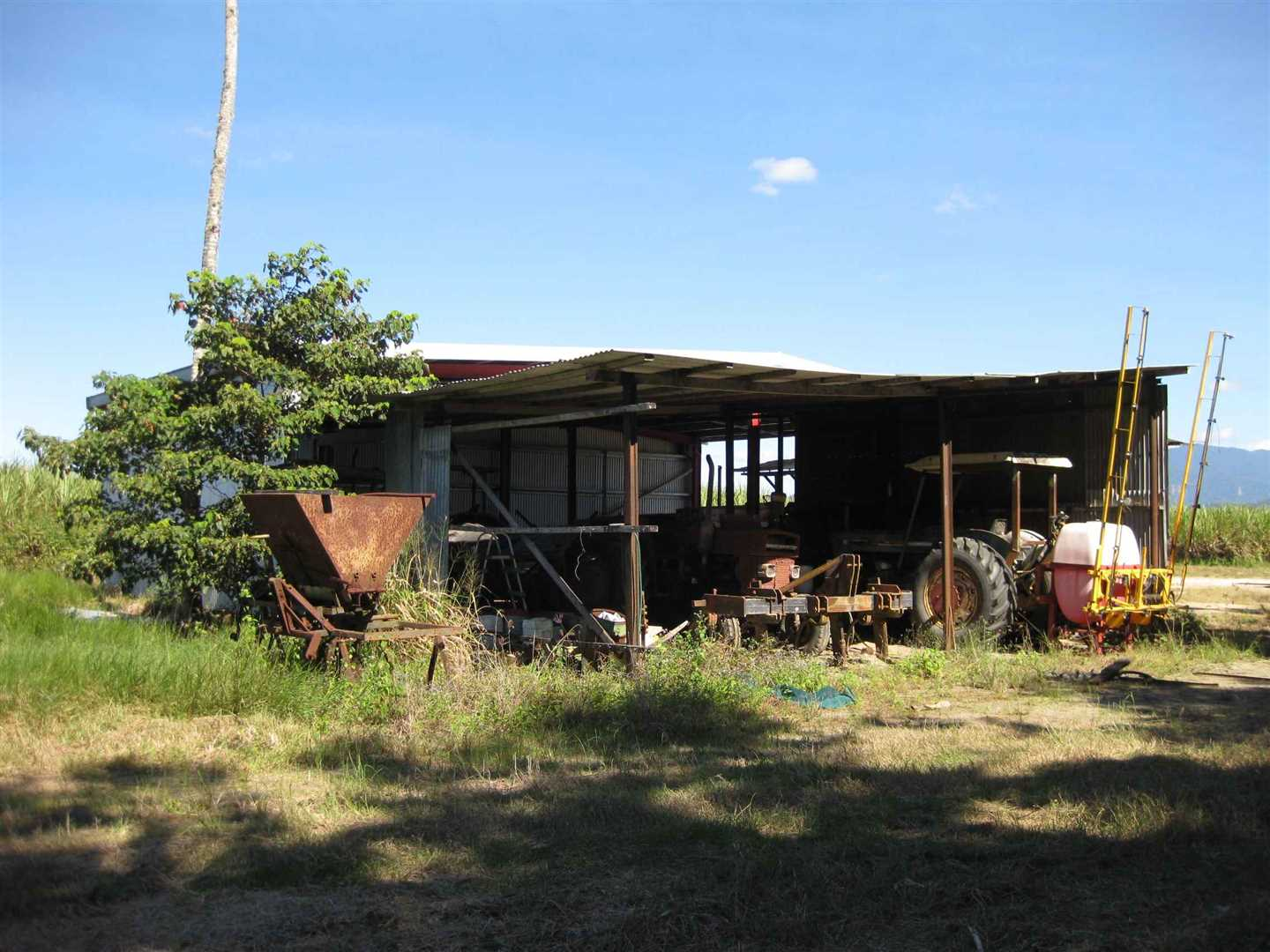 View of part of sheds, photo 4
