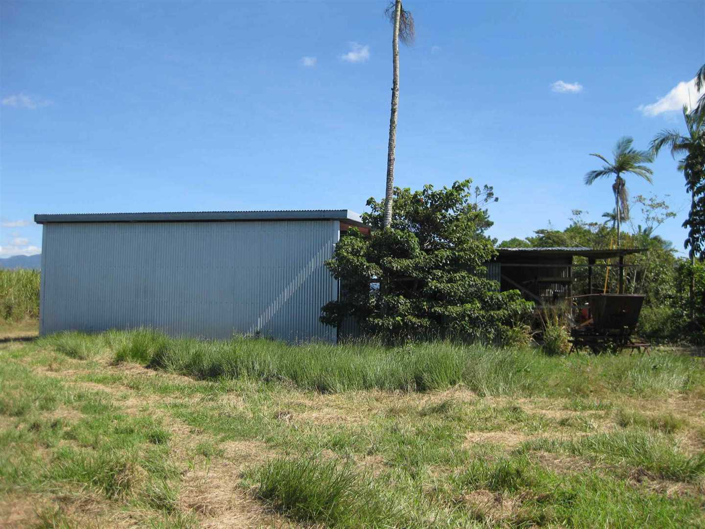 View of part of sheds, photo 5