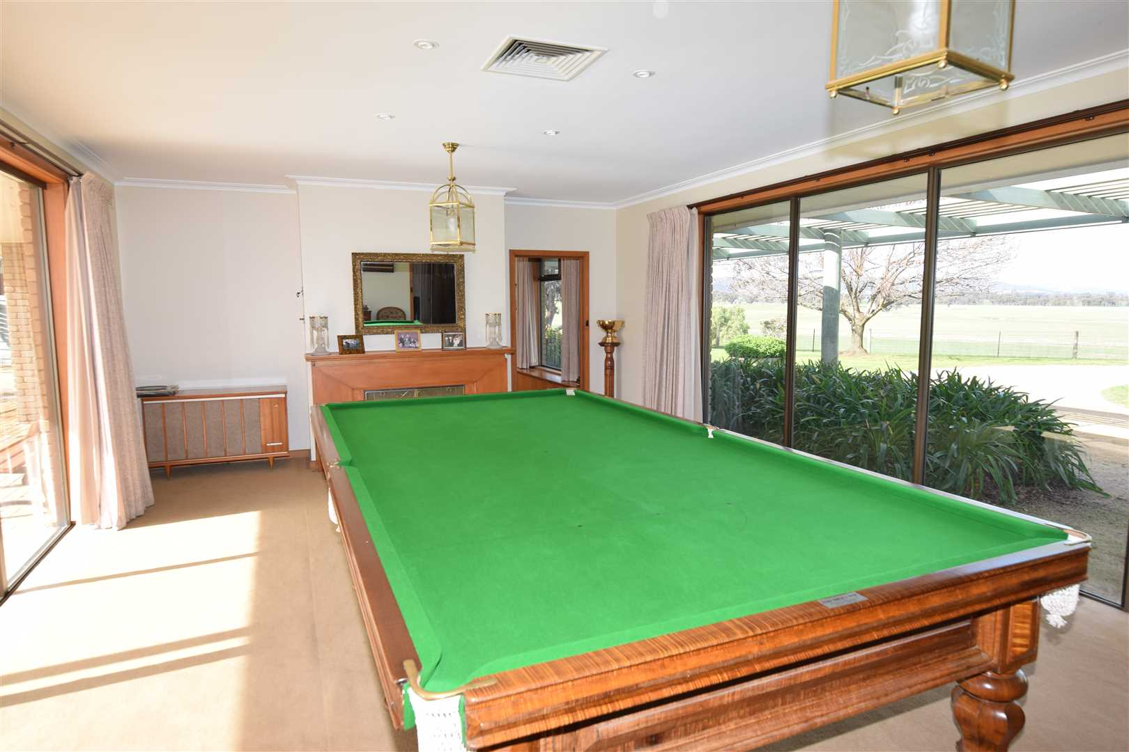 Billiard Room, Full Size, OFP, to Main