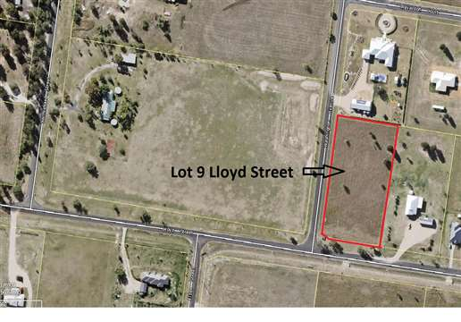 Lot 9 Lloyd Street