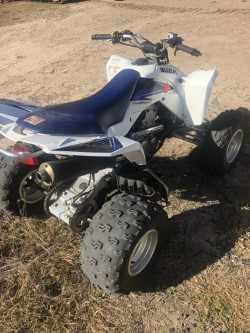 Quad bike  400 - fuel injected