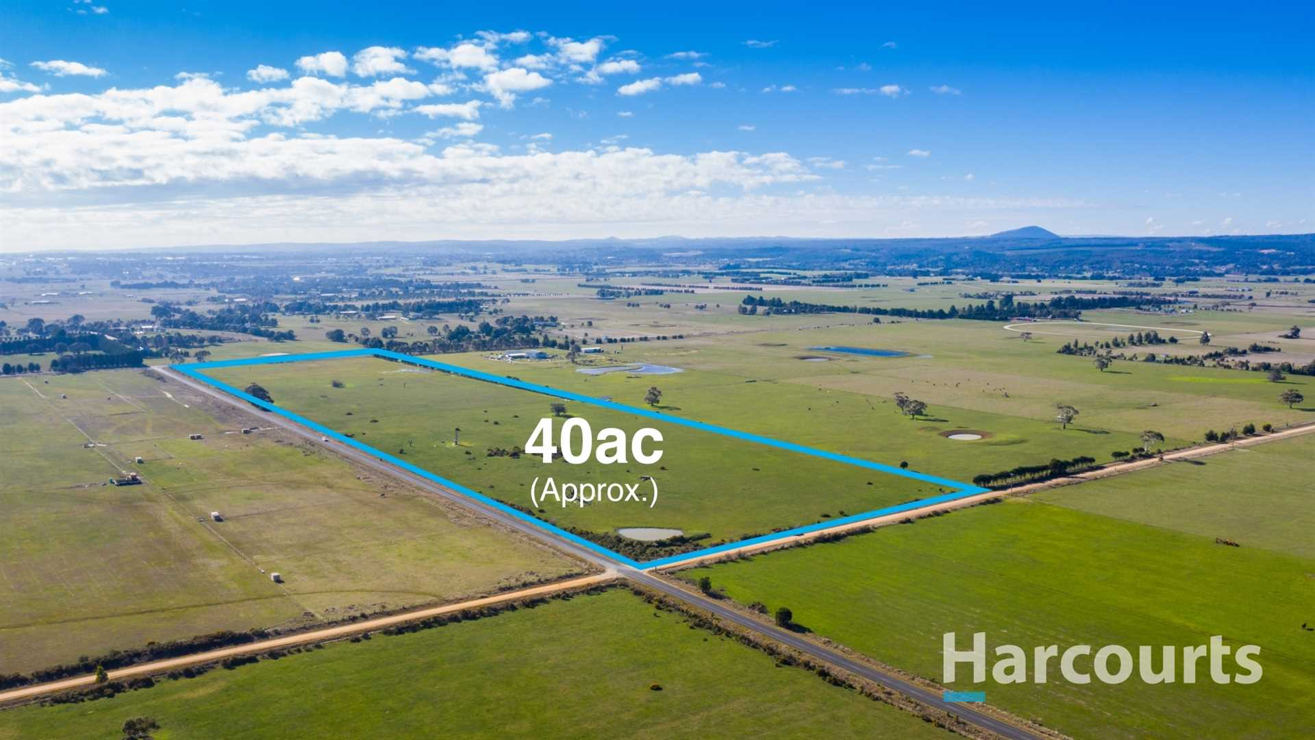 Build Your Dream Home On Approx. 40 Acres