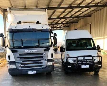 Privately owned and operated freight business