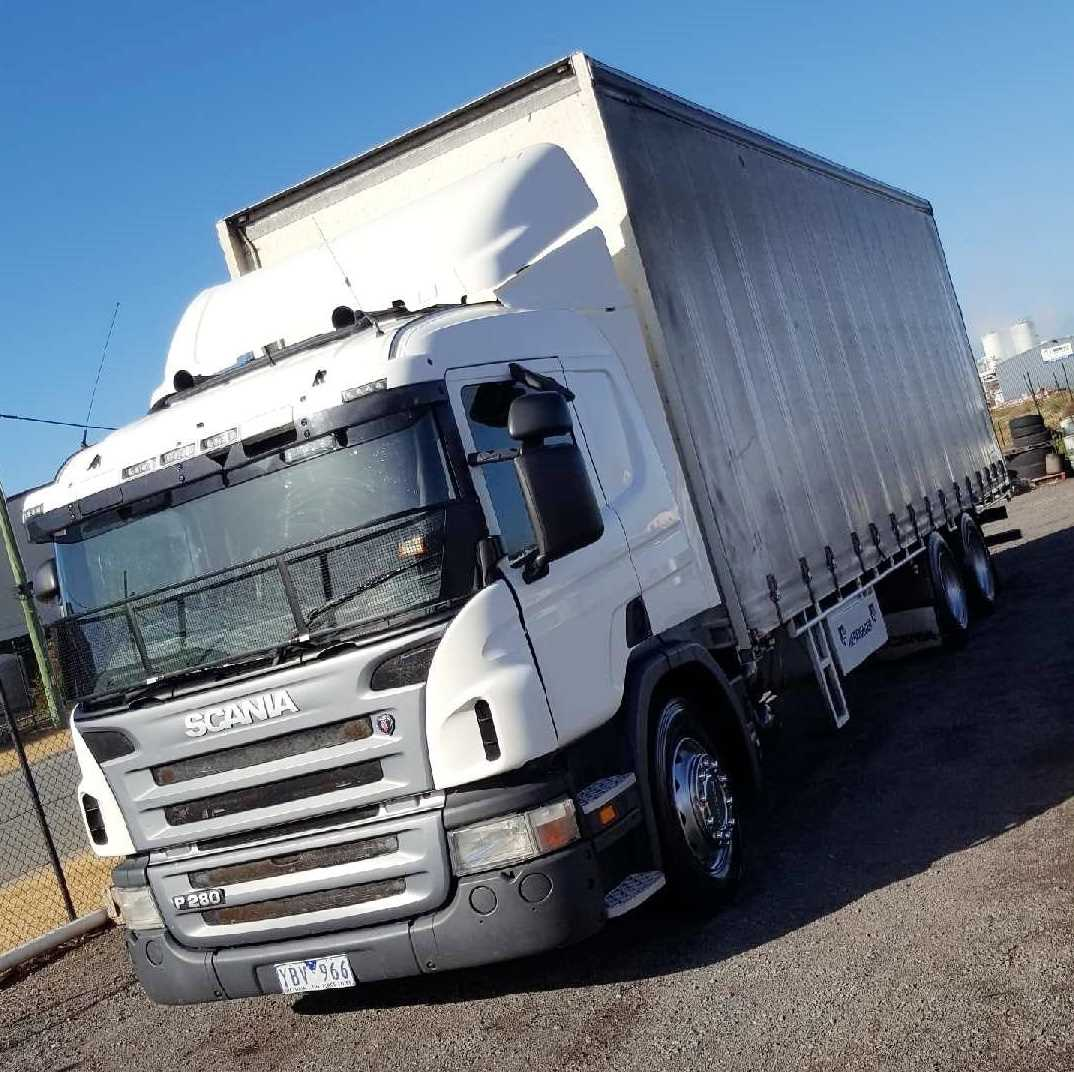 Business for Sale - Gillespie Freight Service, Shepparton