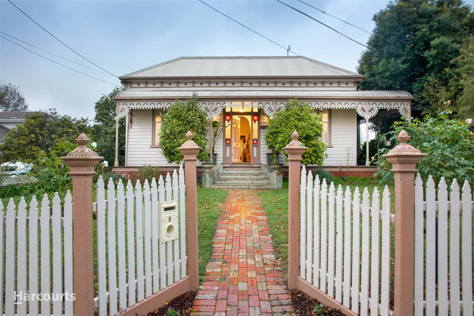 Gorgeous Period Home on Large Block with Shedding
