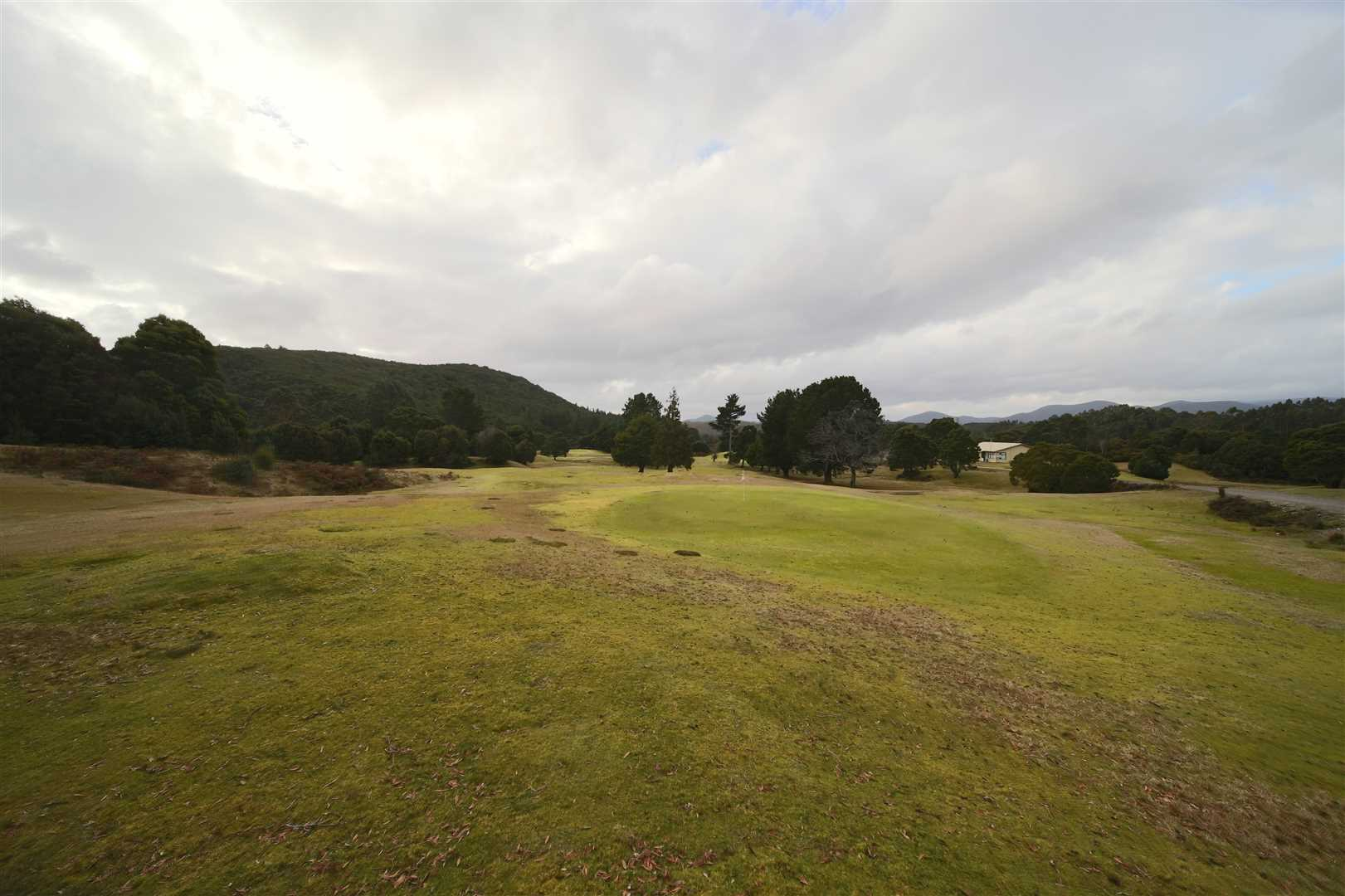 Nearby Golf Course