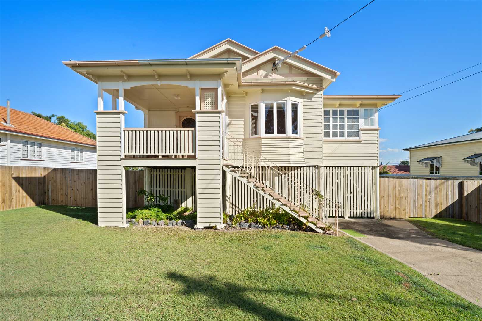Classic Queenslander Oozing Character and Charm