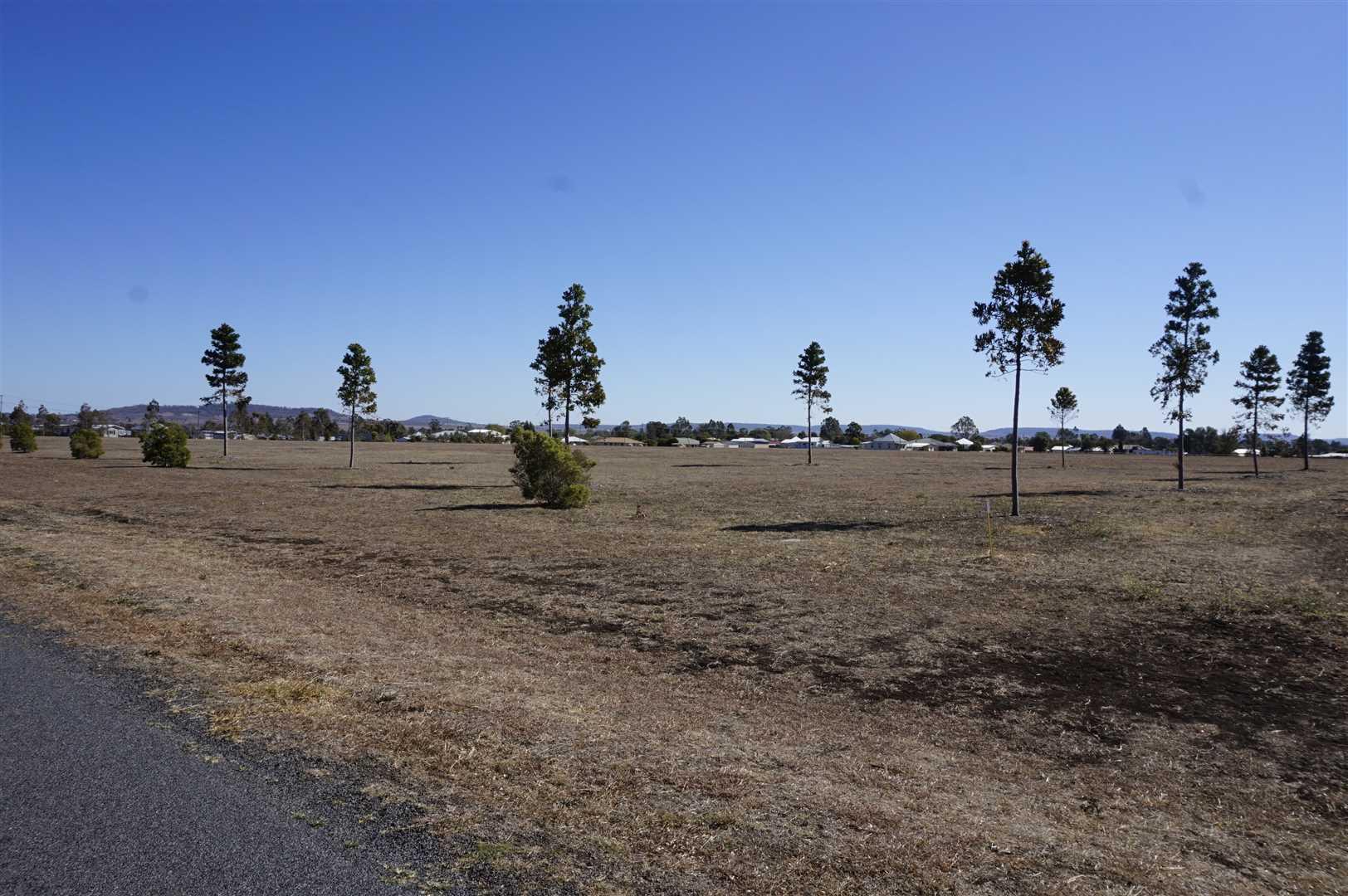 Park land Opposite 2 Blocks