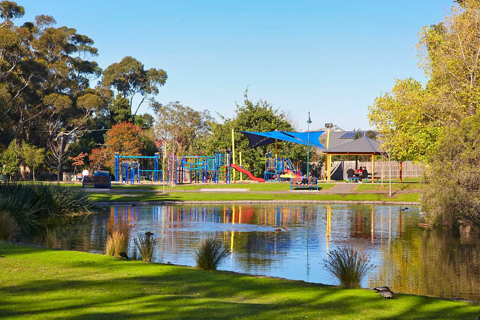 Woodlands Park Essendon