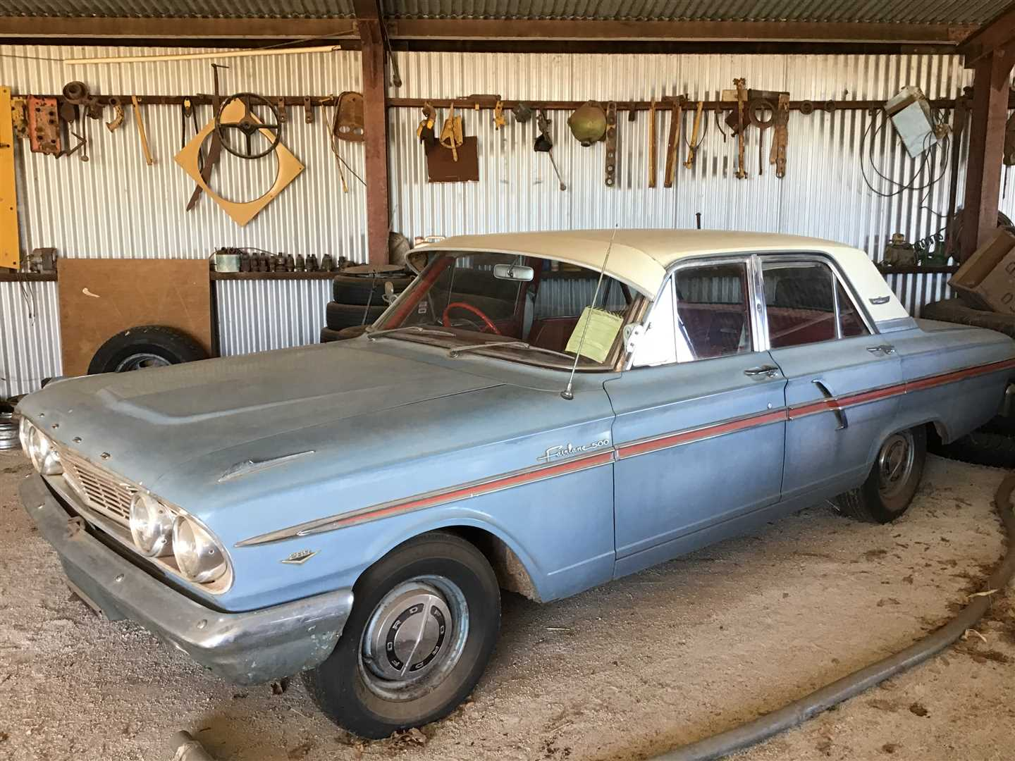 1964 Ford Fairlane V8 Special